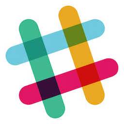 Tiny slack icon